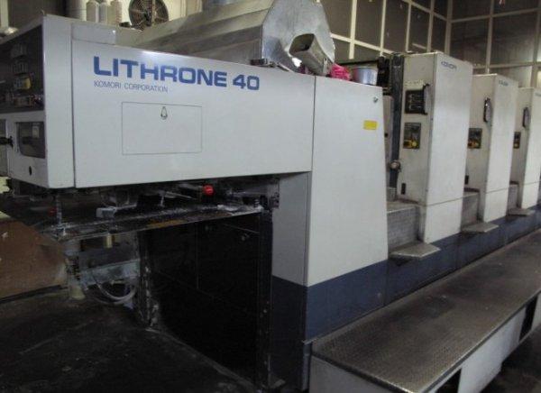Komori Lithrone 440