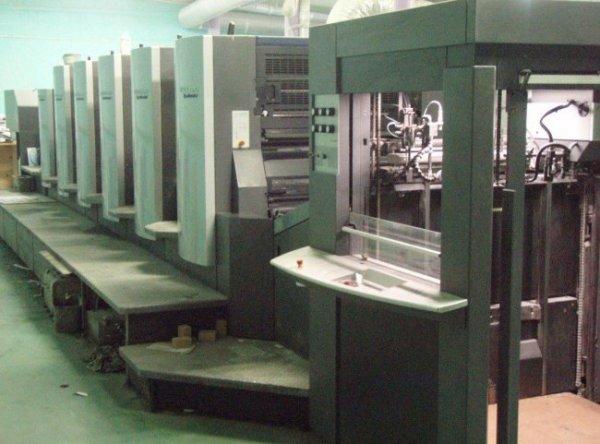 Heidelberg CD102-5+L