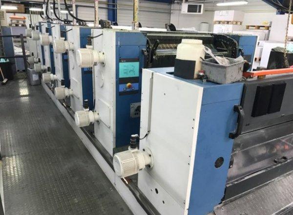 KBA Rapida 105-5+LV