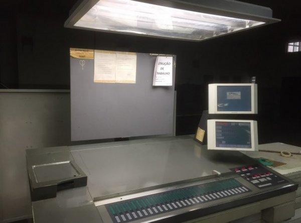 Komori LS640+LX